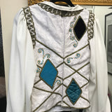 Male harlequin tunic - hire only