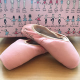 Sansha pointe shoe covers