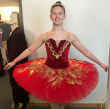 Firebird or Queen of Hearts tutu - Hire Only