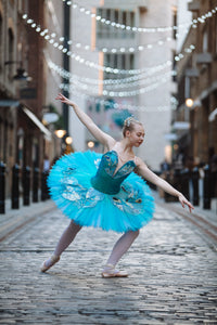 Bluebird adult tutu - Hire only