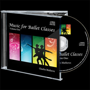 Music For Ballet Classes - Complete Collection Vol-1-5