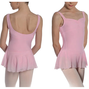 Wear Moi Nicea skirted leotard