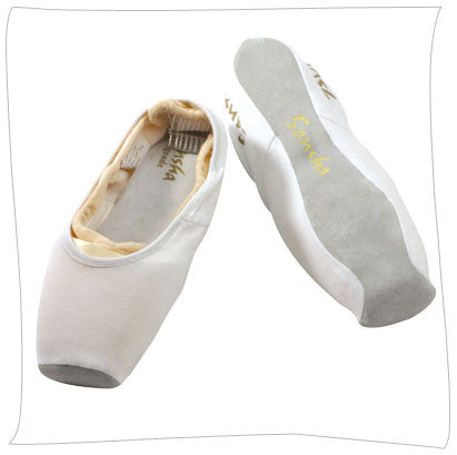 Sansha pointe shoe covers - Just Ballet