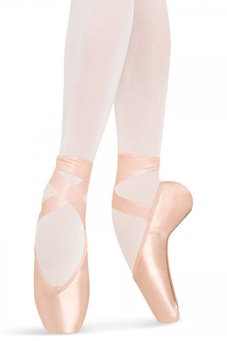 Bloch Heritage pointe shoe - Just Ballet ca9d8e80d44a