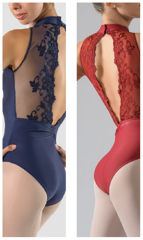 9732aeabfe Ballet Rosa Amelie lace back leotard – Just Ballet