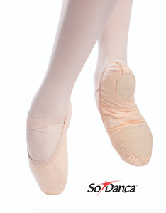 So Danca stretch VEGAN canvas shoes SD16