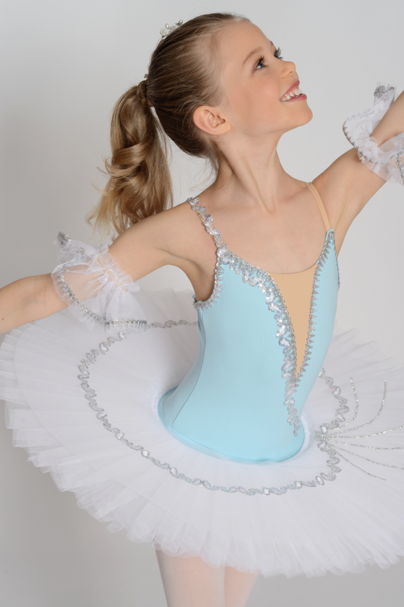 Grishko Light Blue Children's Tutu - 8yrs HIRE ONLY