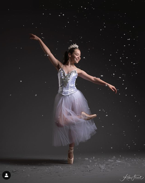 Romantic ballet tutu dress, Snowflake or Wilis - Hire only