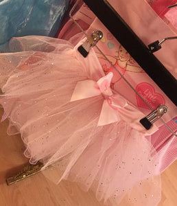 Capezio tutu skirt with bow