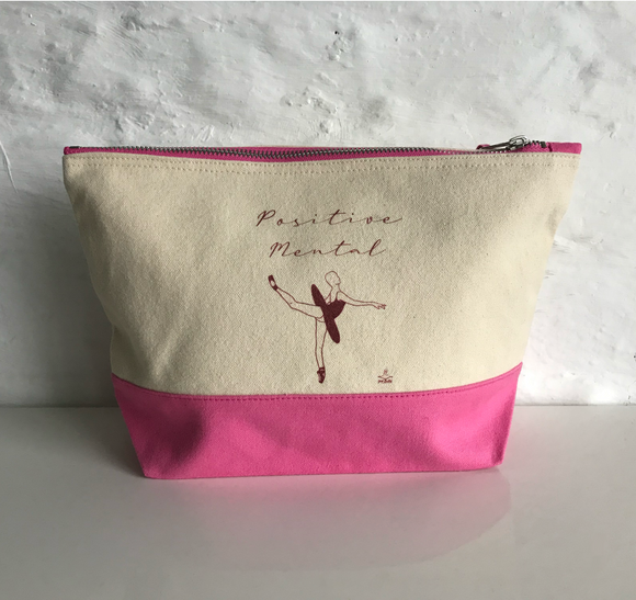 Positive Mental Attitude Accessory Bag