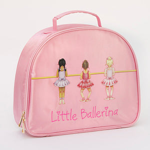 Little Ballerina Satin Vanity Case