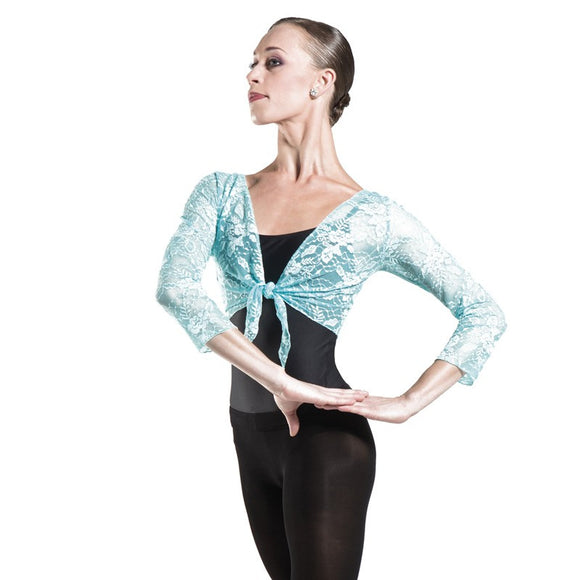 Wear Moi Agate lace wrap - Just Ballet