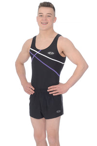 The Zone Atlas tank leotard
