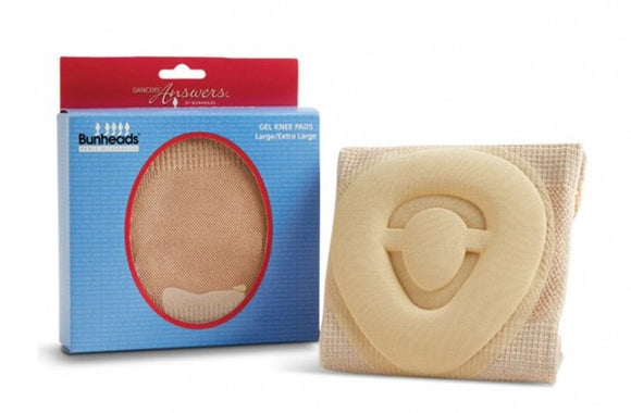 Bunheads gel knee pads