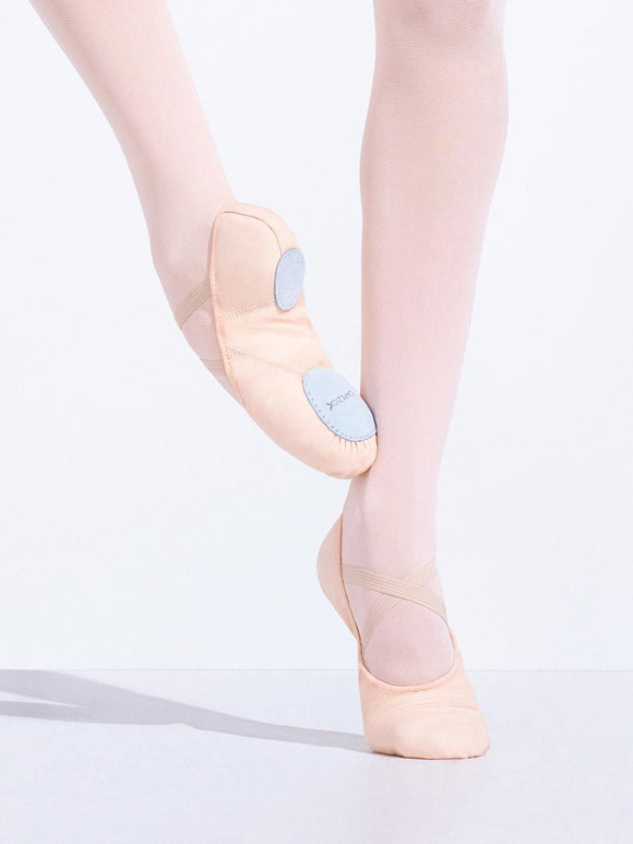 Capezio Juliet canvas split sole ballet shoe