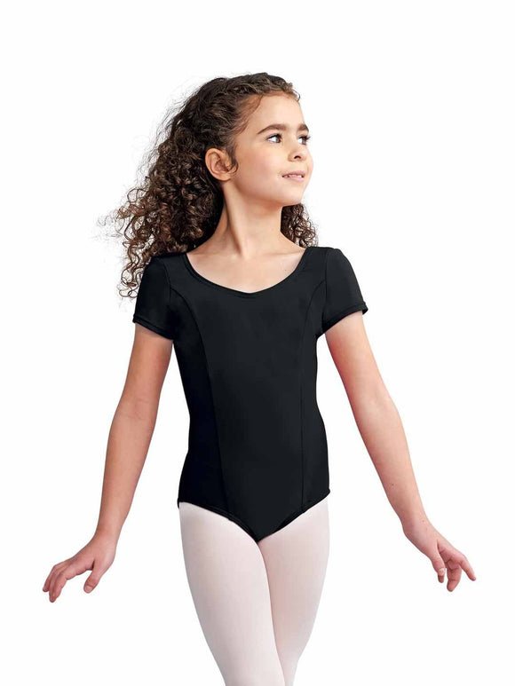 Capezio Children's Cap-Sleeve Leotard