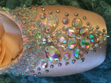 Just Ballet Cinderella pointe shoe