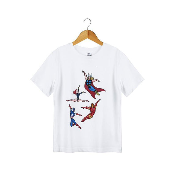 Cloud & Victory Assemble KIDS tee