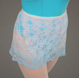 Diani Dance Wave Ombre lace skirt