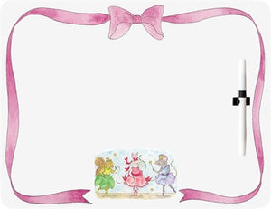 Milly Green Doodle Mat - Just Ballet