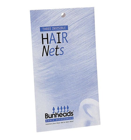Bunheads Hair nets - Just Ballet