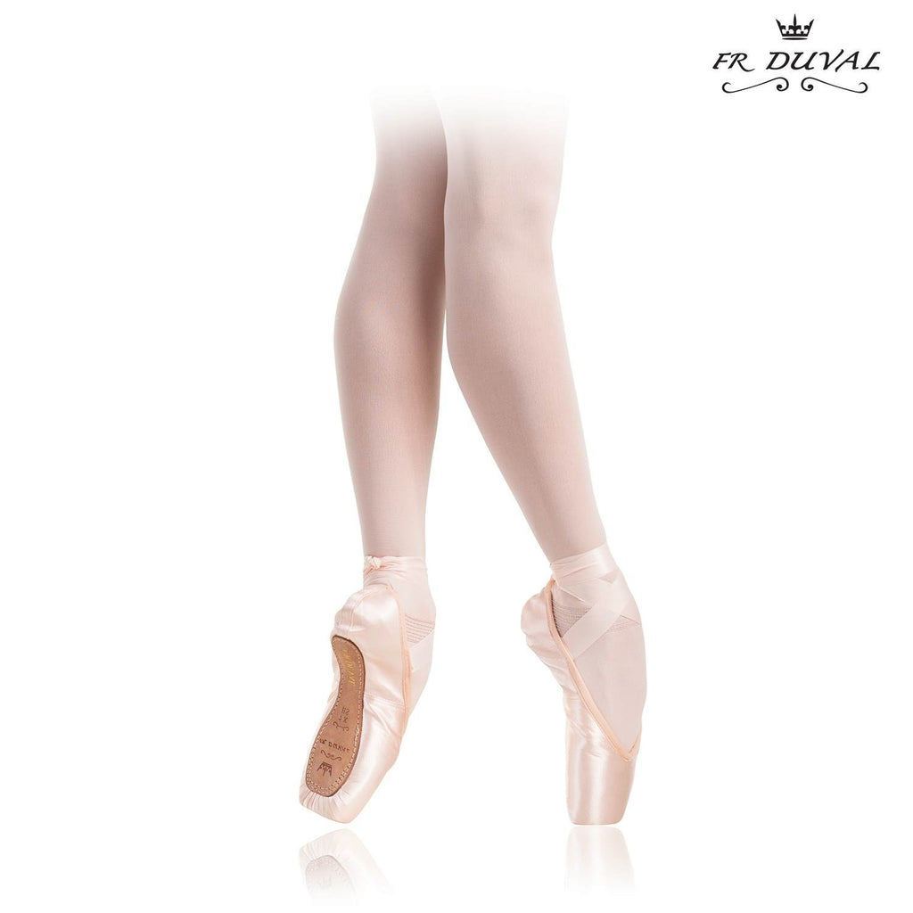 F.R. Duval Pointe shoes - Supple Shank