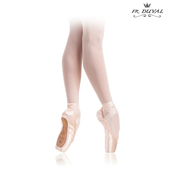 F.R. Duval Pointe shoes - Firm Shank
