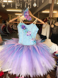Children's Waltz of the Flowers tutu 8-10y