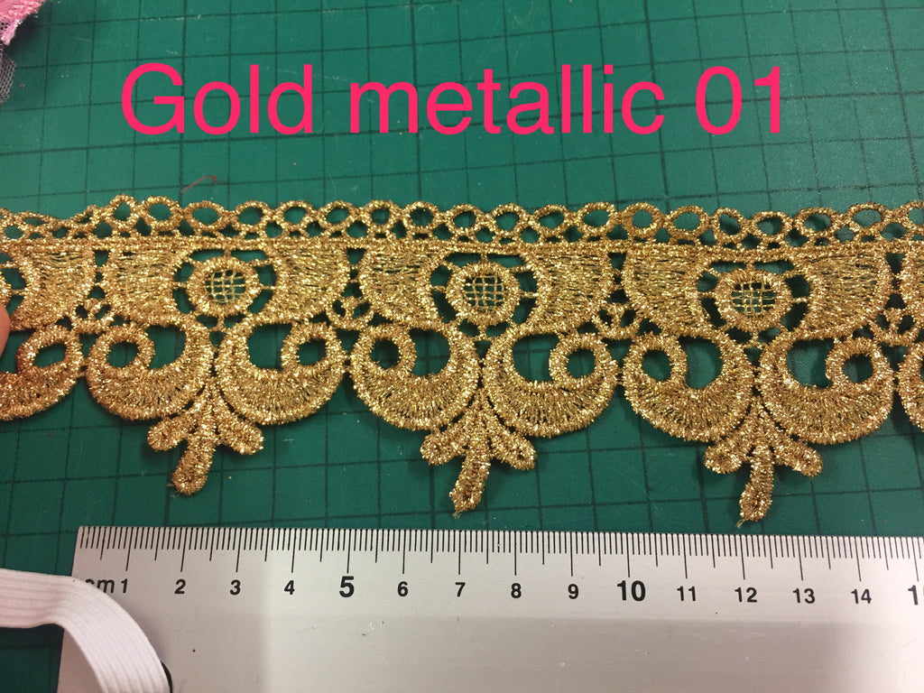 Metallic trim 01