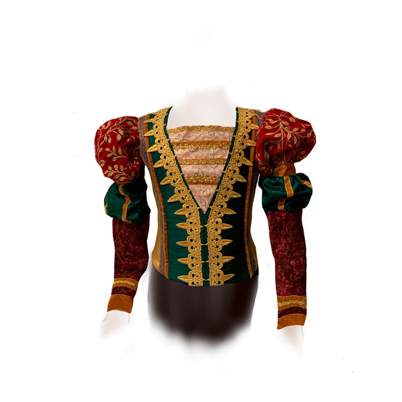 Romeo male prince tunic - HIRE only