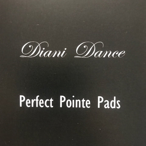 Just Ballet Perfect Pointe Pads
