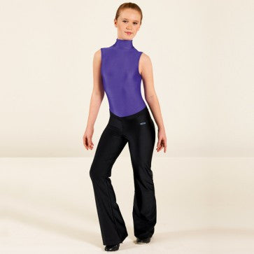 ISTD Tap V front nylon jazz pants - Just Ballet