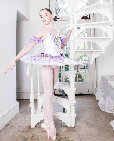 Just Ballet Lilac fairy children's tutu 9-10yr