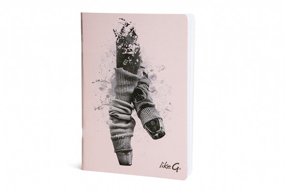 Like G - A4 Notebook