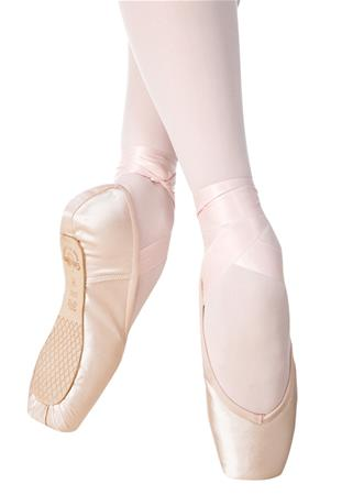 Grishko Super Triumph Pre-arched pointe shoe