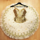 Just Ballet Old Gold professional tutu