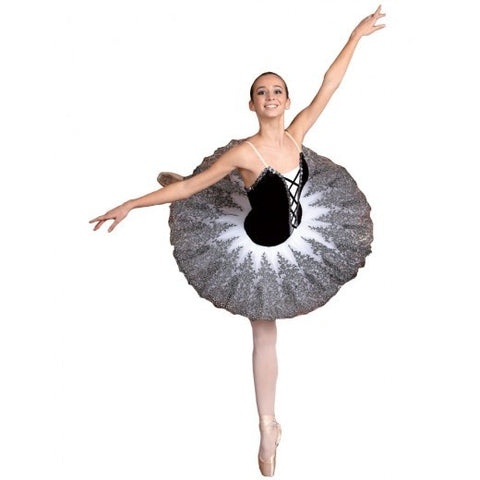 Harmony black and white ballet tutu - Just Ballet