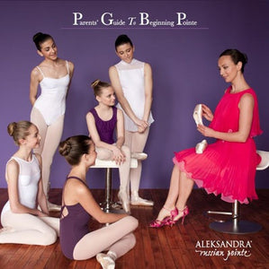 Parent's guide to pointe - Just Ballet