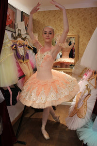 Just Ballet Peaches & Cream tutu - Just Ballet