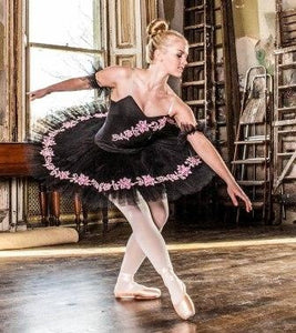 Just Ballet Black Rose tutu - Just Ballet