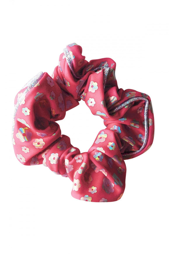 The Zone Poppy scrunchie