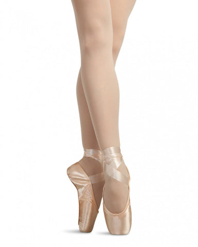 Capezio Bella pointe shoe - Just Ballet