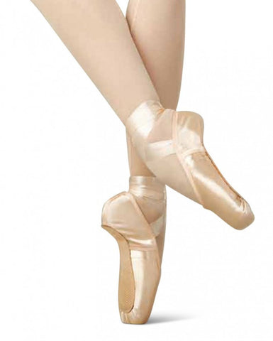 Capezio Aerial pointe shoe - Just Ballet