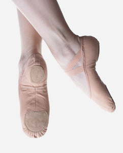 So Danca stretch canvas shoes SD16 Nude