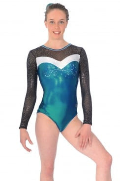 The Zone Ultra long sleeved leotard