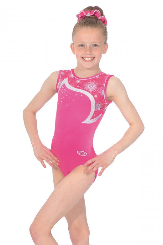 The Zone Zodiac sleeveless leotard