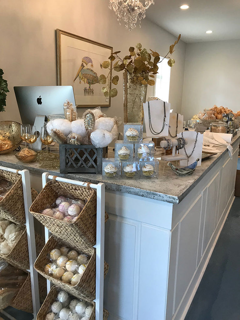 The New P.C.Soap Co Retail Store