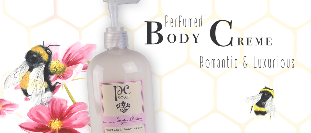 Perfumed Body Creme