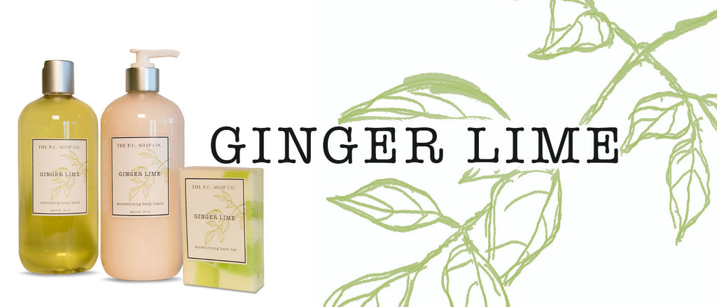 Ginger Lime Collection