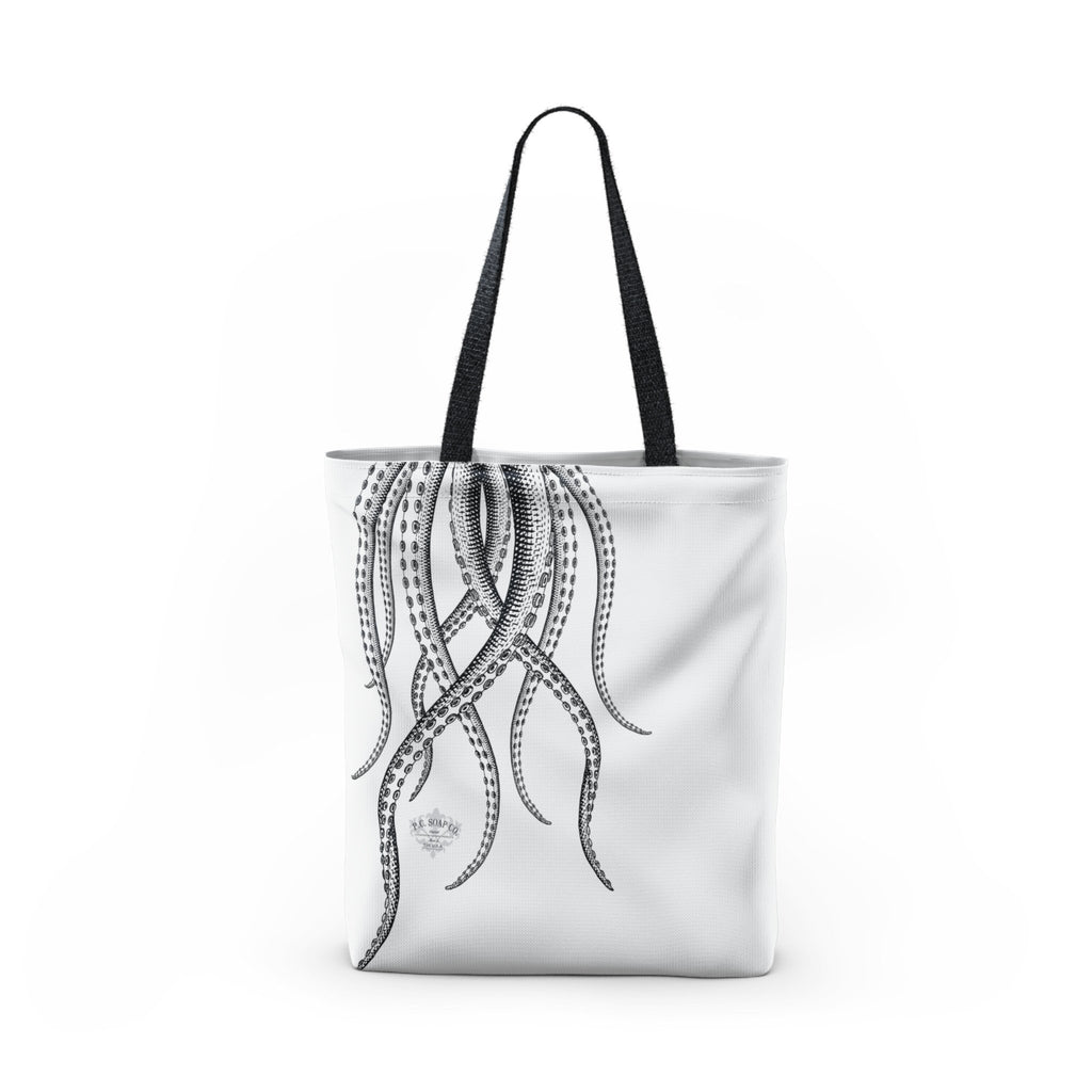 Vintage Octopus Tote Bag